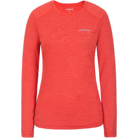 Icepeak Derry Shirt Women coral-red